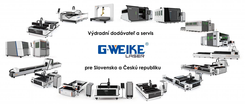 Sortiment CNC laserov