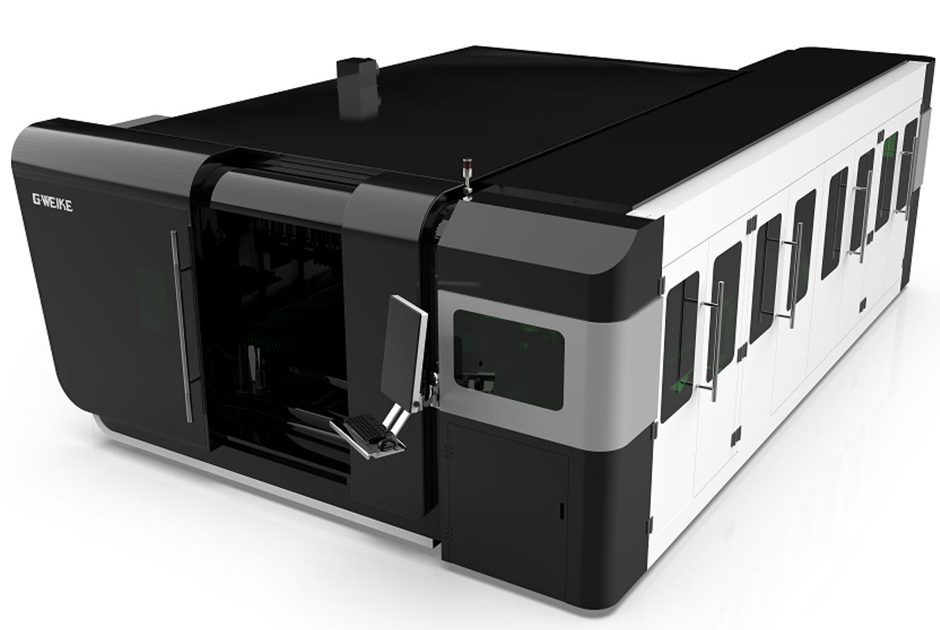 Kombinovaný CNC laser verze GAR