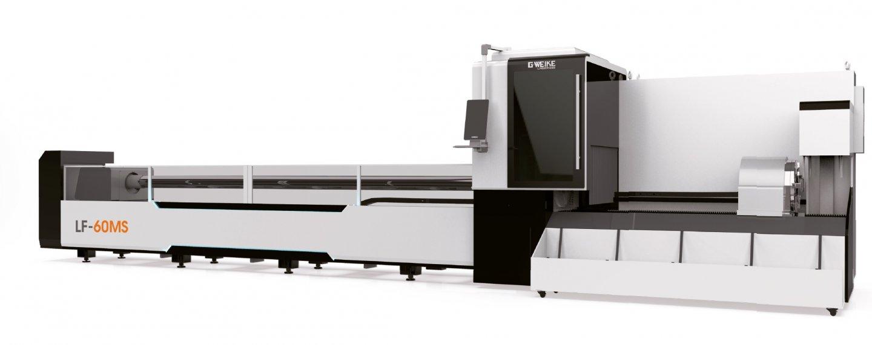 CNC laser na řezání trubek