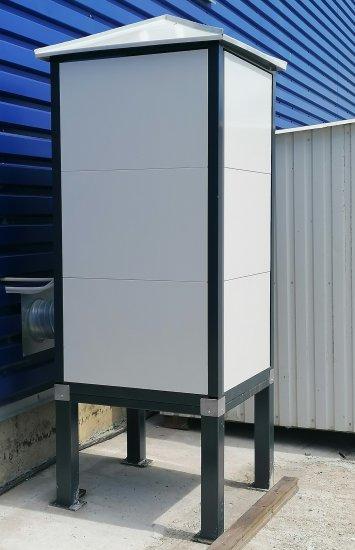 Filtrační jednotka k CNC laseru