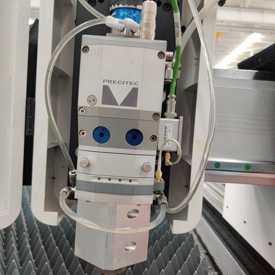 Procesní laserová hlava PROCUTTER