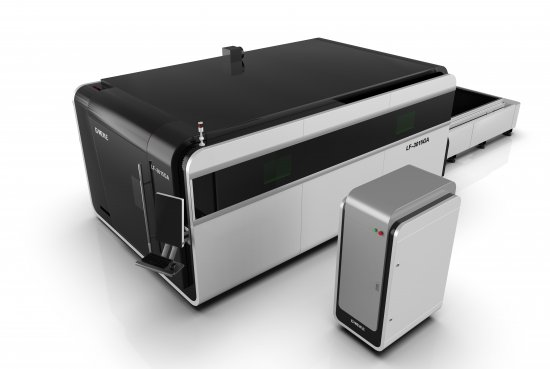 GA2 laser cutting               machine