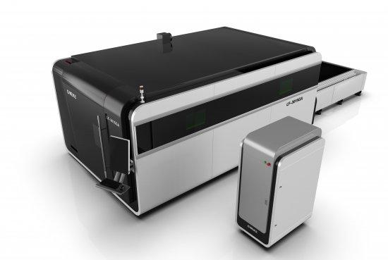 Laserový rezací               stroj GA2