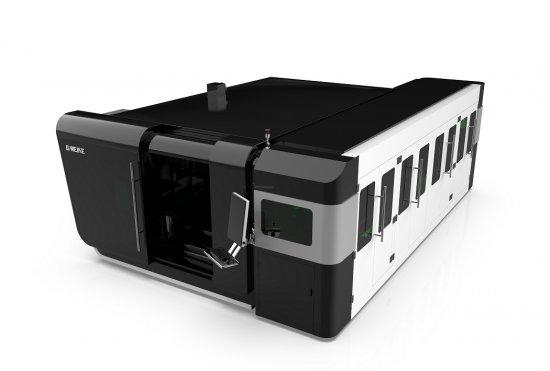 Vláknový laser Fiber krytovaný