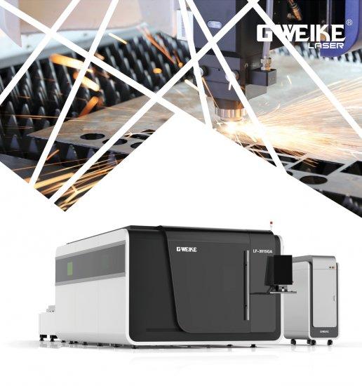 Laserový páliace stroj GWEIKE