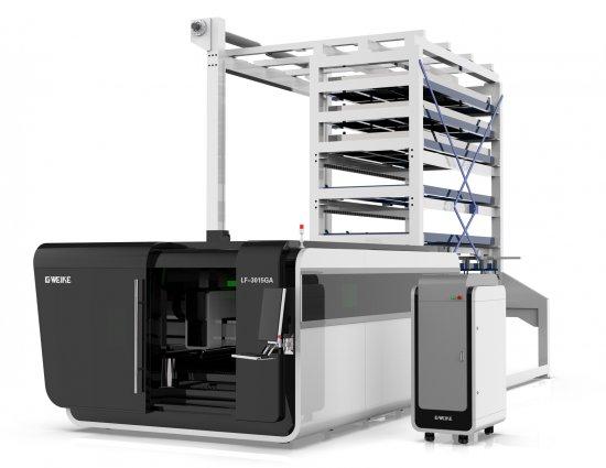 Výrobce CNC laserů GWEIKE