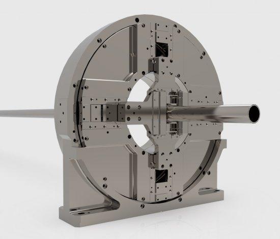 Sklíčidlo CNC laseru