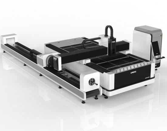 CNC laser na               plechy a trubky