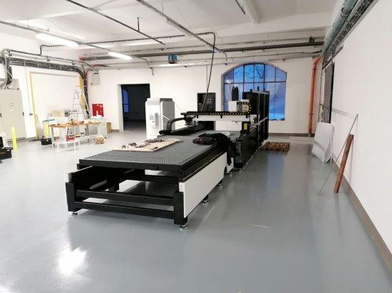 Instalace               laseru verze GA