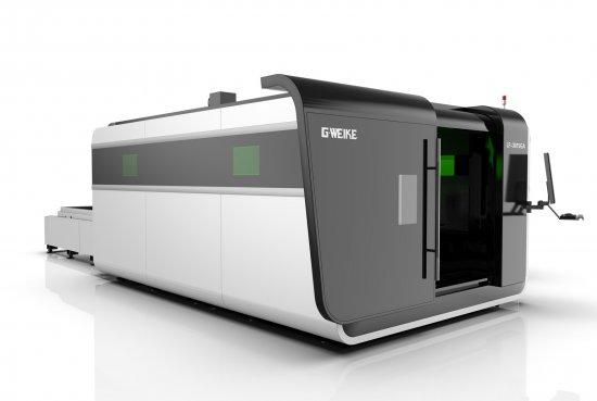 Nejvyšší model CNC laseru GA