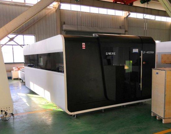 Kvalitní řezací laser GWEIKE